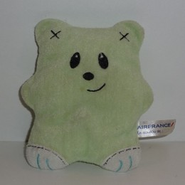 doudou Air france Ours