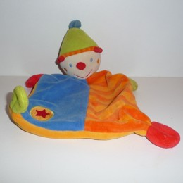 doudou Baby club Clown