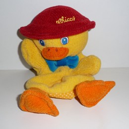doudou Chicco Canard