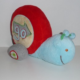 doudou Happy horse Escargot