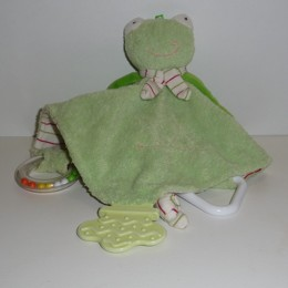 doudou CP international Grenouille