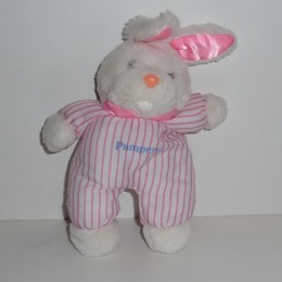 doudou Pampers Lapin