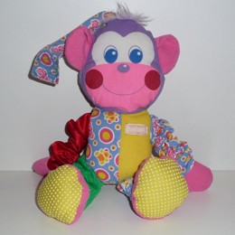 doudou Playschool Singe