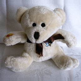 doudou Fizzy Ours